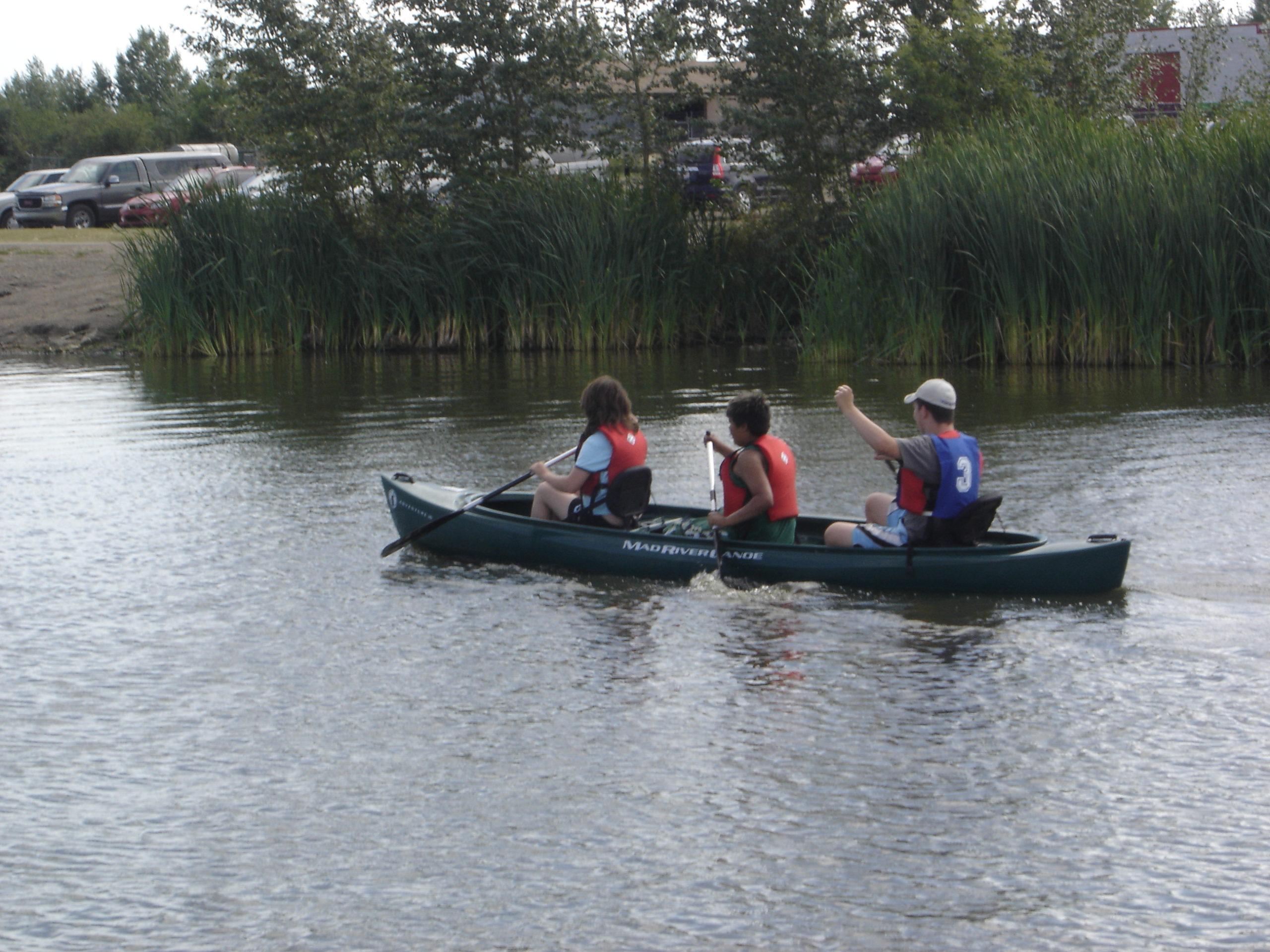 Traditional Canoe / Kayak
