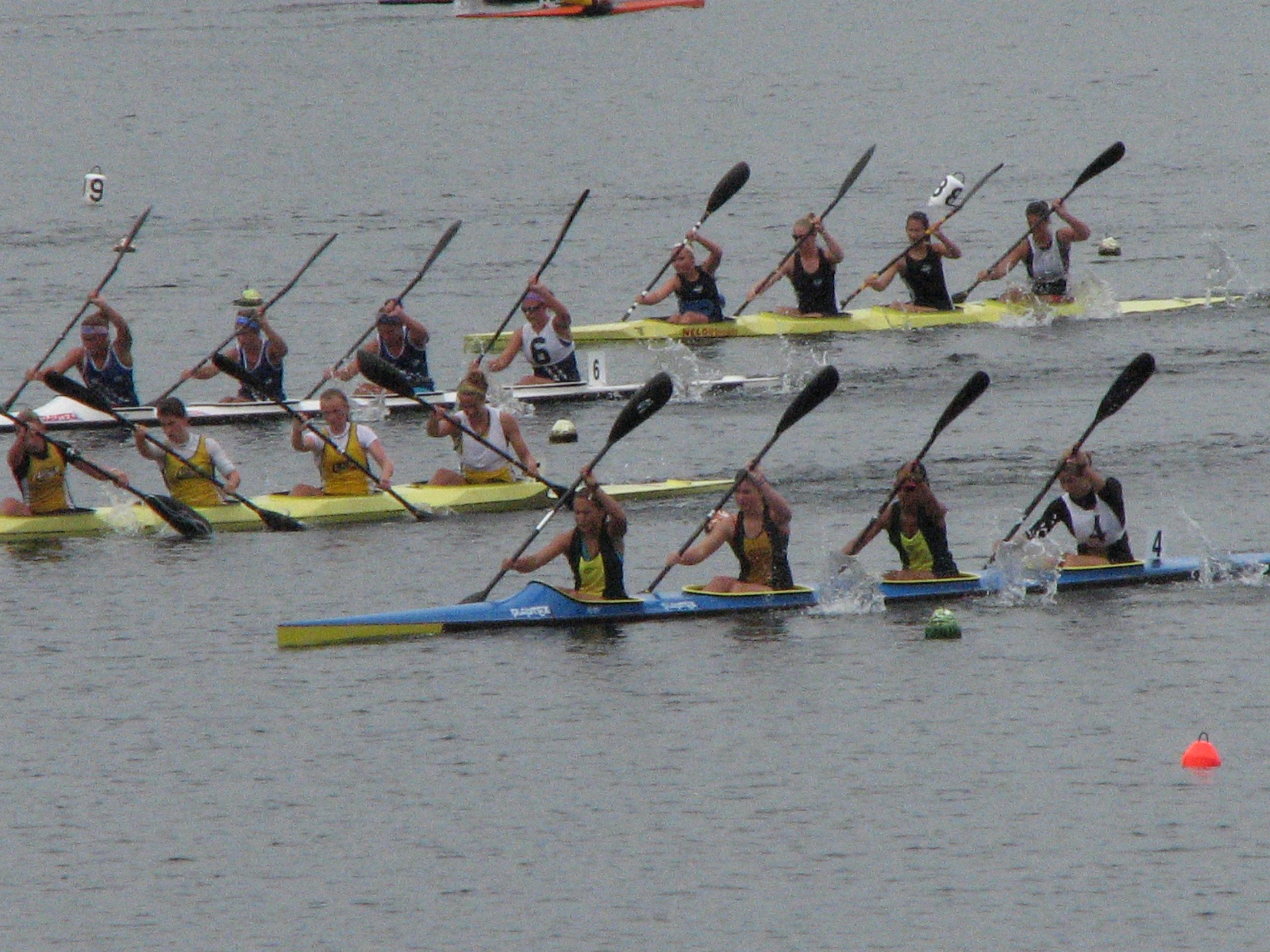 Sprint Canoe / Kayak